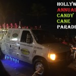 STREAMLINE ELECTRIC - HOLLYWOOD CANDY CANE PARADE 1